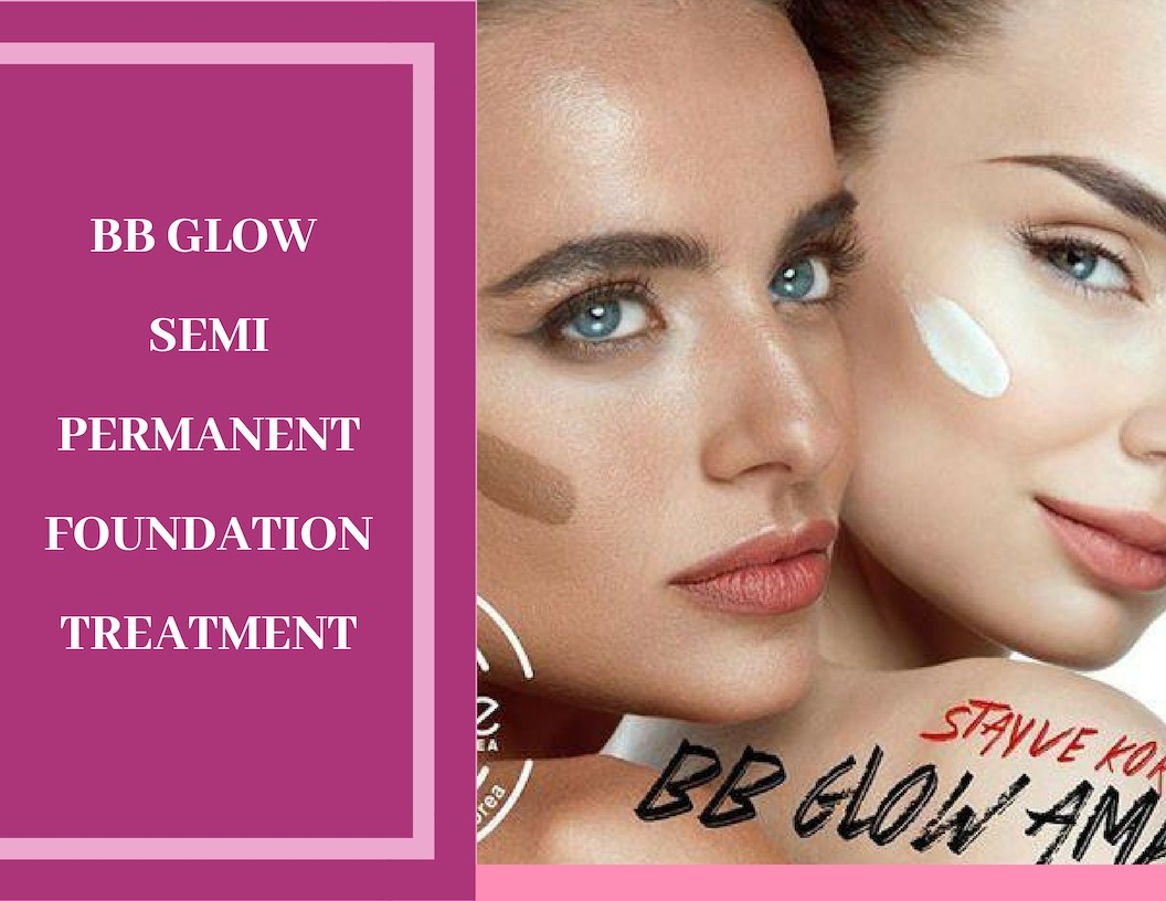 Stayve BB Glow Meso Semi Permanent Foundation
