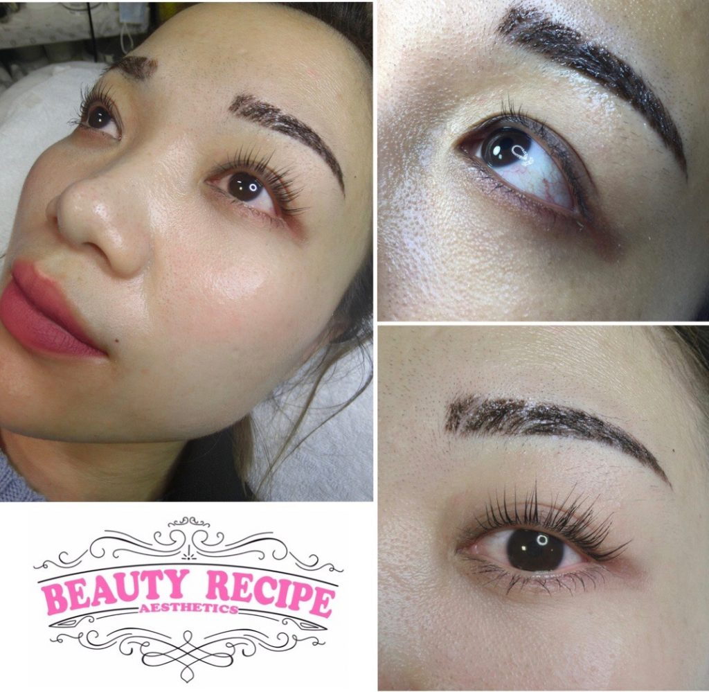 Keratin Lash Lift Semi Permanent Mascara Singapore