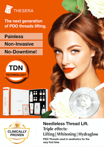 Needleless PDO Thread Lift now in Singapore