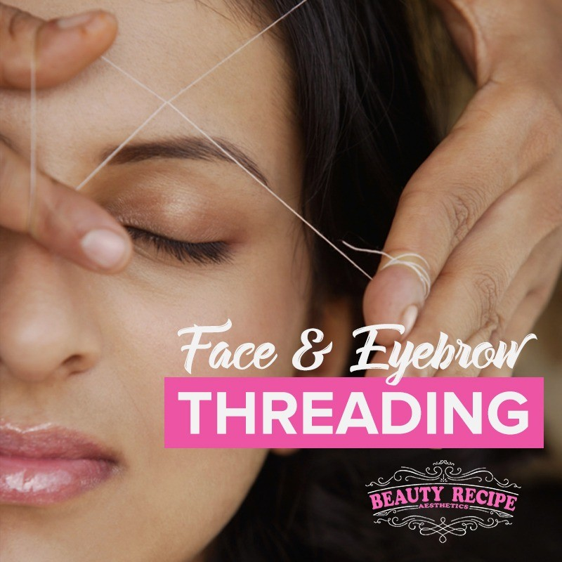 Face and eyebrow Threading Singapore