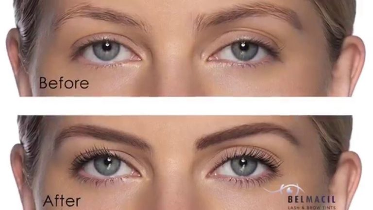 Eyebrow Tinting Beauty Recipebeauty Recipe