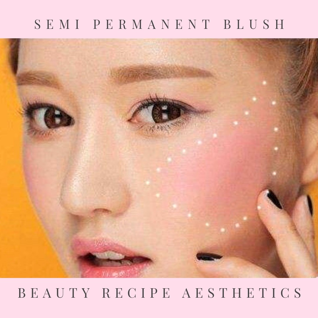 Semi Permanent BB Blush - Beauty RecipeBeauty Recipe