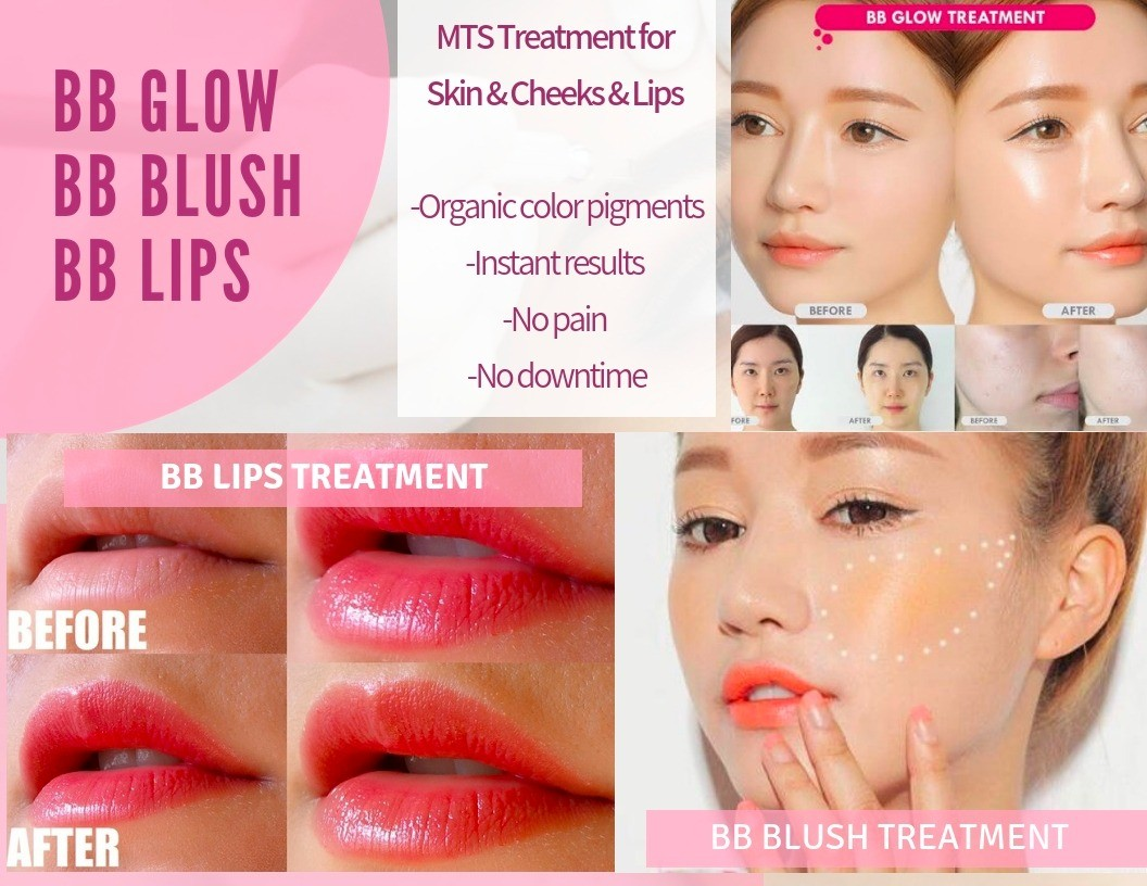 mts BB lips tint bb blush products