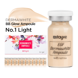 Dermawhite BB glow Ampoule No. 1 Light