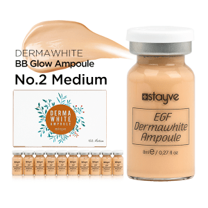 Dermawhite BB glow Ampoule No. 2 Medium