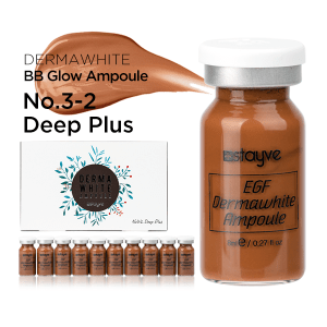 Dermawhite BB glow Ampoule No. 3-2 - Deep Plus