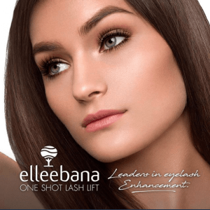 Elleebana One Shot Lash Lift Products buy singapore