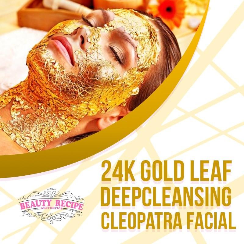 24K Gold Facial Singapore