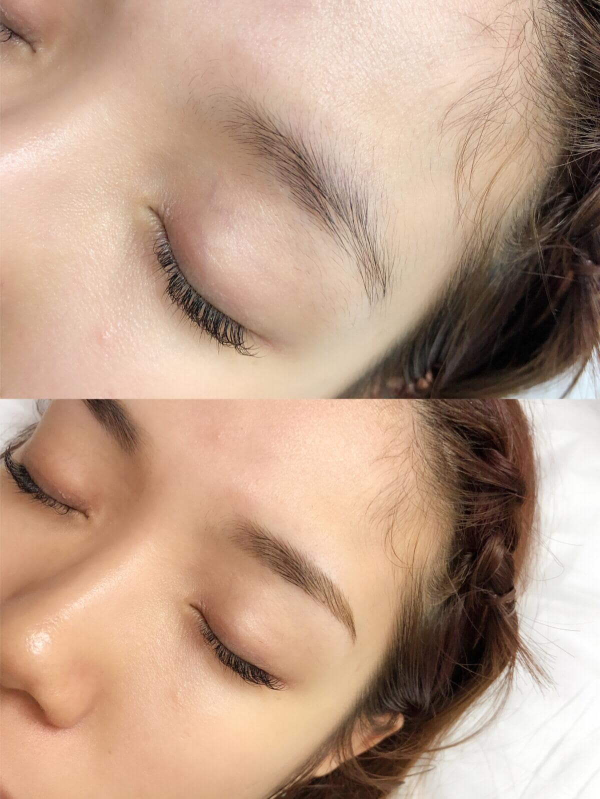 Eyebrow Tinting Singapore 1