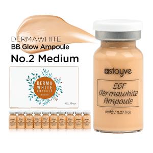Dermawhite BB glow Ampoule No. 2 Medium