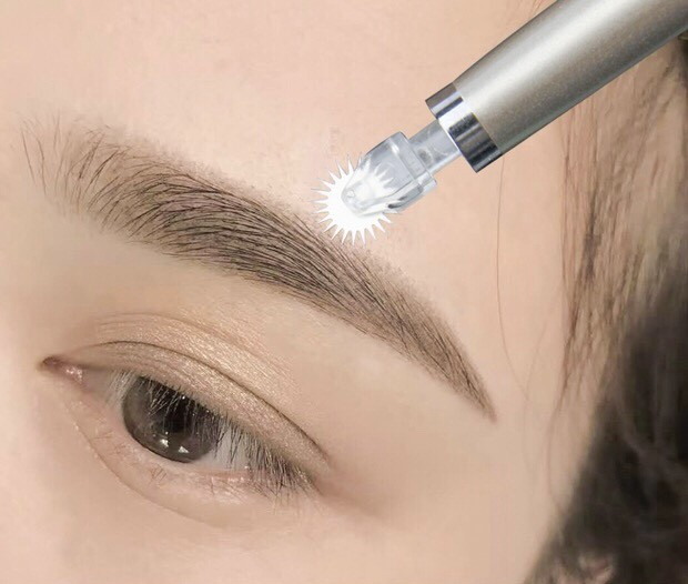 Spin Wheel Eyebrow Embroidery Singapore