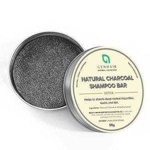 unclog pores shampoo bar