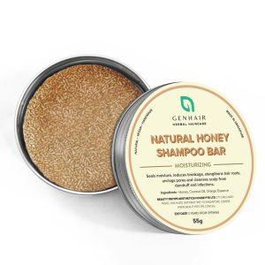 Natural Honey shampoo bar