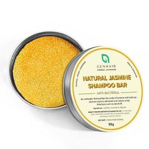 Natural Jasmine shampoo bar