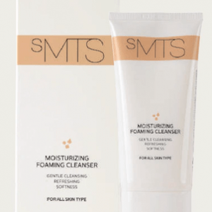 sMTS Moisturizing Foaming Cleanser