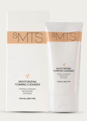 sMTS Moisturizing Foaming Cleanser