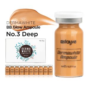 Stayve Dermawhite BB Glow Ampoule No.3 Deep singapore