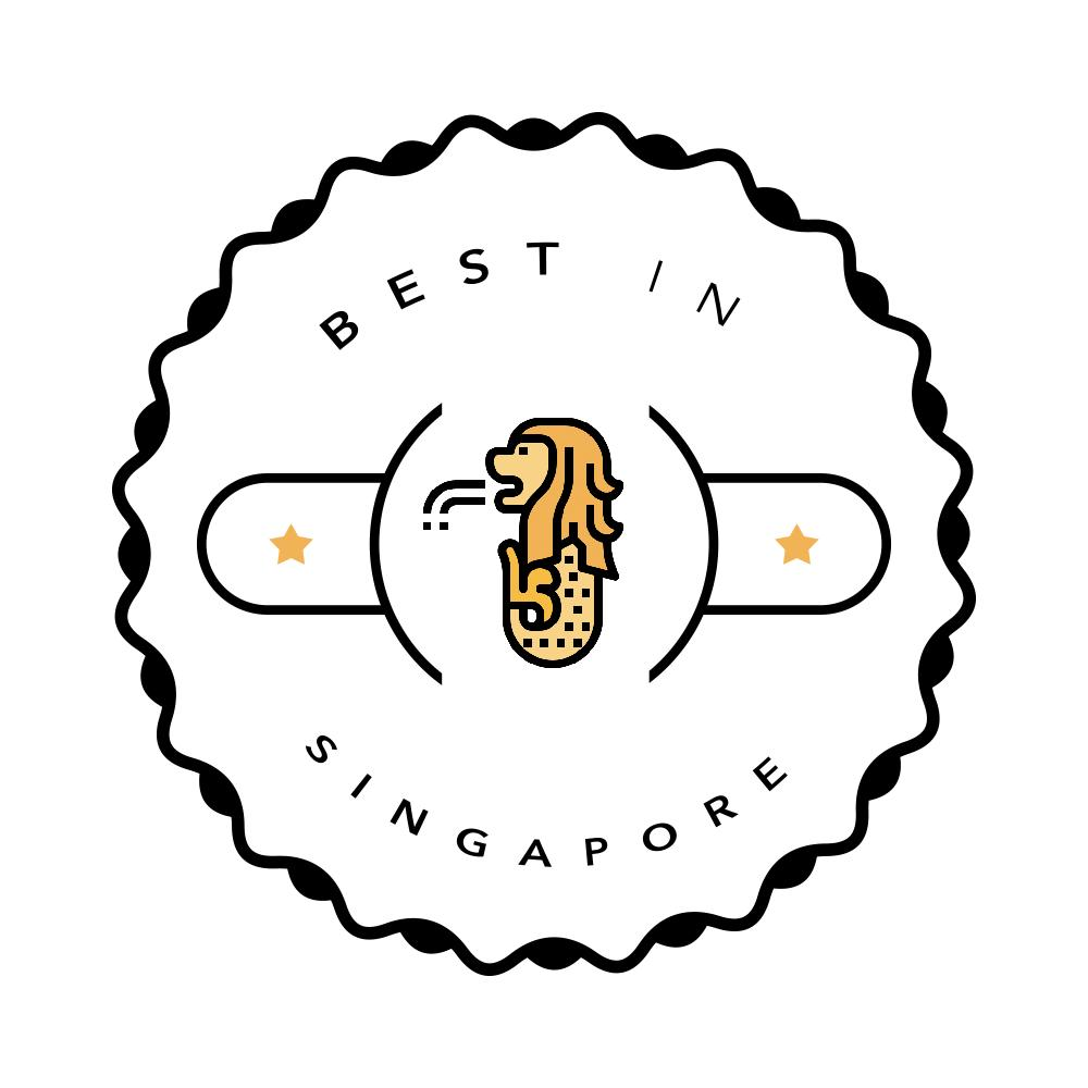 Best in Singapore Badge for tattoo removal