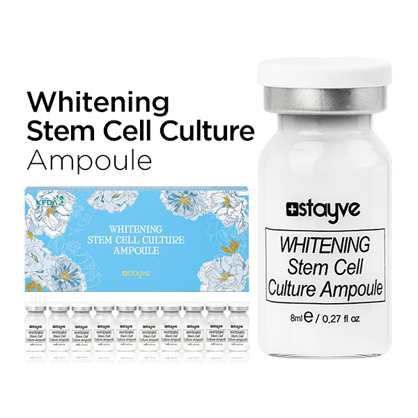 stayve whitening stem cell culture ampoule singapore
