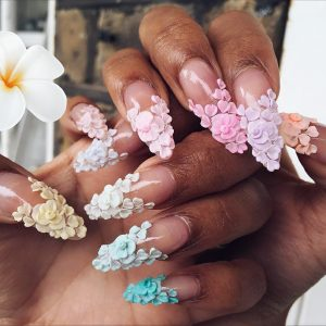 Advance Nail Artist for 2D & 3D Acrylic Nail Art and Nail Extensions Course singapore