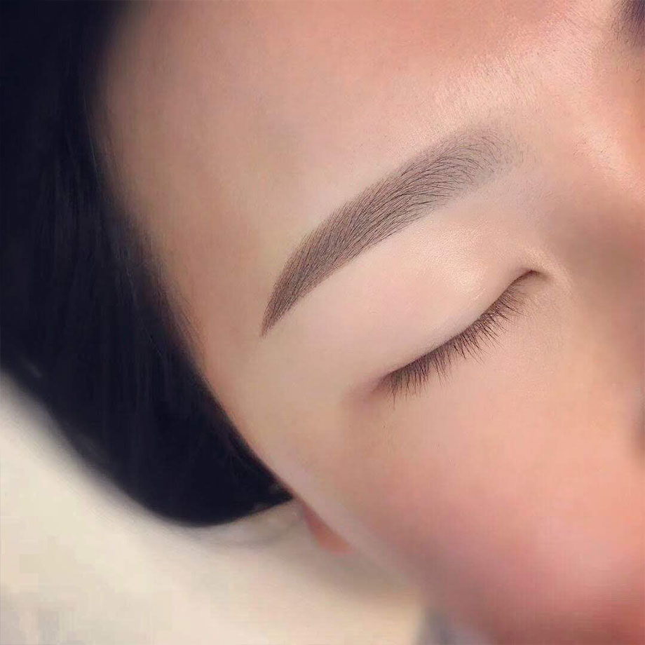 Powder Eyebrow Embroidery Singapore
