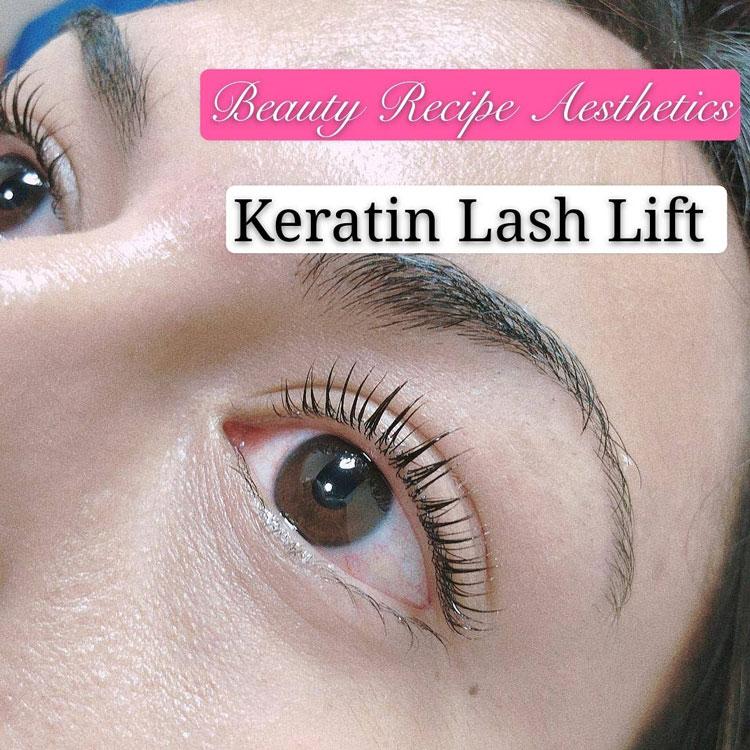 Elleebana Keratin Lash Lift Training Perming Singapore