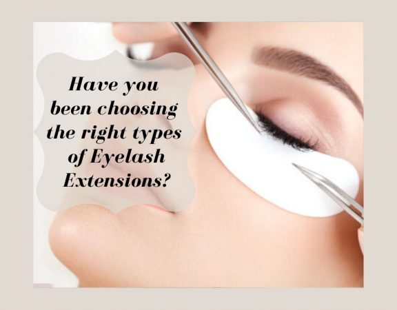 Have you been choosing the right type of eyelash Extensions