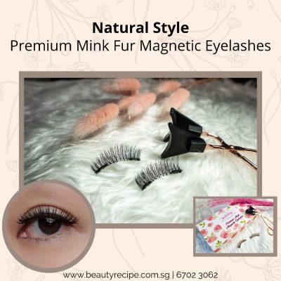 Natural Style Magnetic Eyelashes Singapore