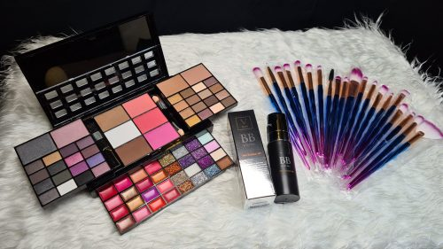 best learn Professional Makeup kit training course class singapore