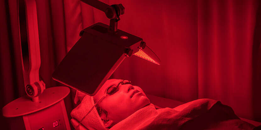 Red Light Therapy Singapore
